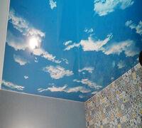   Натяжные потолки любой сложности. Большой выбор цветов. Матовые, глянцевые, тканевые. Фотопечать