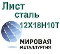 Предприятие ООО «Мировая Металлургия» занимается реализацией листовой нержавеющей стали 12Х18Н10Т Г...