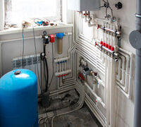 Выполним монтаж системы отопления, водоснабжения канализации  в коттедже, на даче, квартире и произ...